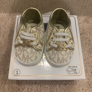 Michael Kors baby shoe
